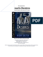 Hearts Desires (*EXCERPTS ONLY*)