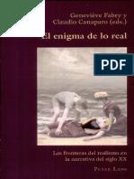 Lang, Enigma de Lo Real