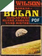 Benarkah Bulan Adalah Pesawat Ruang Angkasa Kita Yang Misterius