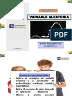 Distribución de Probabilidades de Una Variable Aleatoria Discreta
