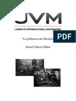 """""""LA POBREZA EN MEXICO"""""""