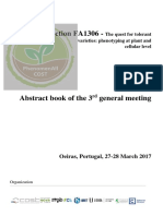 COST Abstract Book