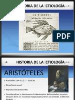 1. Historia de La Ictiologia