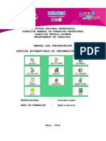 MANUAL de Gestion Autom.-inform. Contable