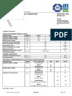 Componente electronico - BC238