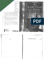 El goce y la ley - Milmaniene.pdf
