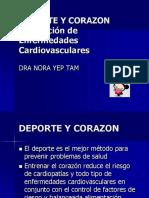 Deporte y Corazon Congreso