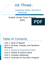 2405 2 Unit 3-Simple Progressive Verbs Gerunds Infinitives-1