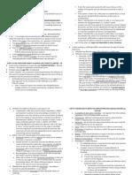NCA Admin Law 2017 Checklist w/ cases
