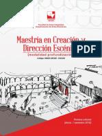 Maestria Teatro