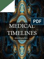 Medical Timelines