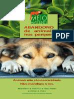 Abandono Animais