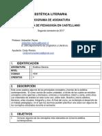 Programa Estética Literaria.docx