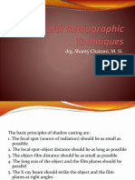 Intraoral Radiographic