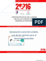 Apropiación Social Del Cuidado - Silena Payares