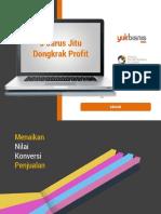 Jaya Yea - 5 Jurus Jitu Dongkrak Profit
