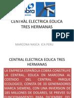 Centrales de Energia Eolica