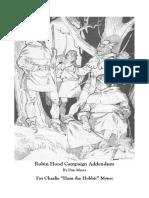 Robin Hood for MERP
