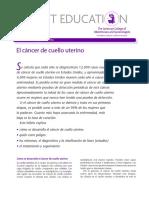 CA Cervix Acog