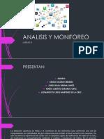 Analisis y Monitoreo Unidad 3