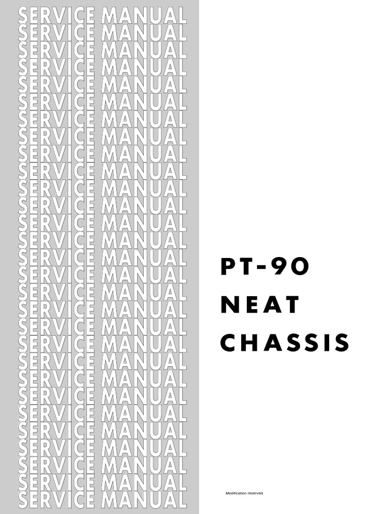 tv chassis pt90 neat pdf