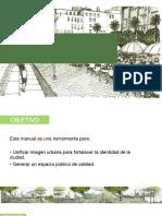 Manual de Diseño de Espacio Público