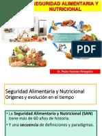 Clase 1 - Seguridad Alimentaria y Nutricional