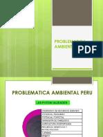 Problematica Ambiental Peru