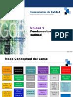 01 HC2013I - Unidad 1 - Fundamentos de La Calidad