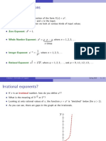 Exp Functions