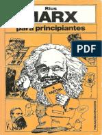 RIUS. Marx para principiantes.pdf