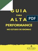 Guia de Alta Performance em idiomas