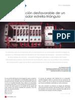 Conmutación desfavorable de un Arrancador ET. 09-2015.pdf