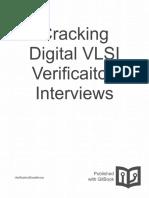 Cracking Digital Vlsi Verificaiton Interviews