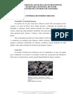 CONTROLE DE POMBOS URBANOS