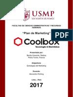 Coolbox Peru - Estrategias de Marketing