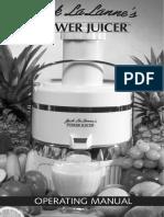 Power Juicer