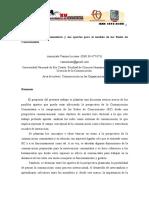 Comuniccomutyaportealconoc2011anjornadas Red - Ponencia - An