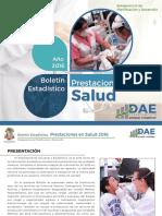 Boletín Estadístico de Prestaciones en Salud