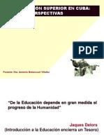 Conf. Sobre Educ. Sup. en Cuba (Pasantía_Dic_07)