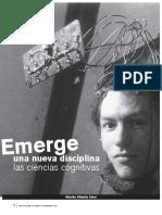 Emerge Una Nueva Disciplina Las Ciencias Cognitivas.desbloqueado