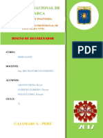 informe DESARENADOR