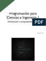 01. Introducción a computadores y C++