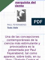 Anarquismo Epistemologico- Paul Feyerabend