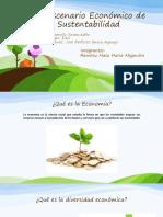 Escenario Económico de La Sustentabilidad