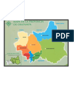Mapa de Oxapampa