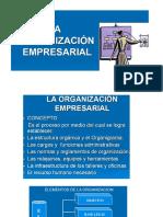 ORGANIZACION (Proceso Administrativo)