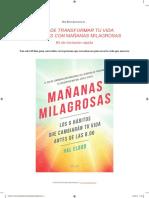 Reto de Transformar Tu Vida en 30 Días