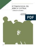 XIII - la victimología en América Latina - décimo tercera semana.pdf