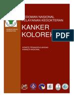 Guideline Kanker Kolorektal